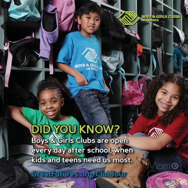 Discover the Magic: National Boys & Girls Club Week