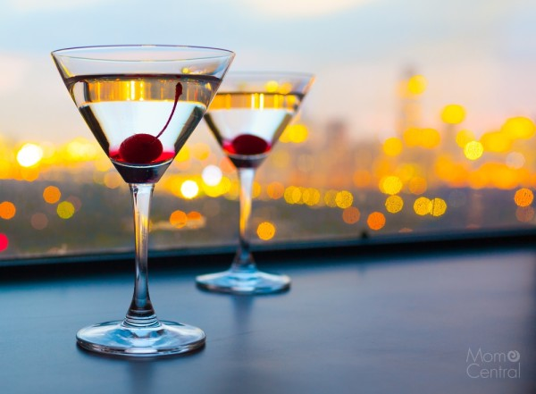 """The Mom Central """"First Drink on Us"""" Cocktail Party"""