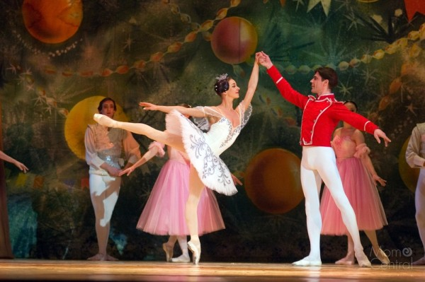 Nutcracker Suite at the Ritz-Carlton Boston