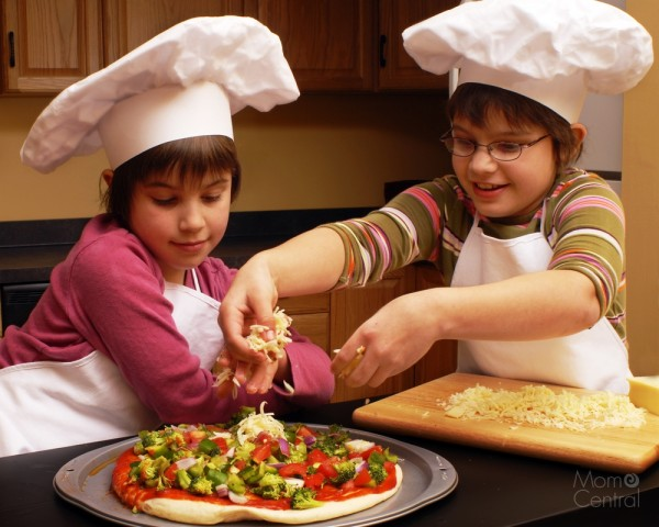 Cooking with Pillsbury Pizza Crusts