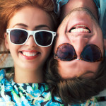 Dramatic Enhancement with EnChroma's Digital Color Boost Sunglasses
