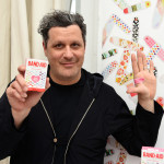Isaac Mizrahi New York And Band-Aid Brand Host Launch Of Band-Aid Brand Adhesive Bandages By Isaac Mizrahi