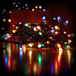 Loftek Starry String LED Lights Adding a Pop of Holiday Cheer to Any Room