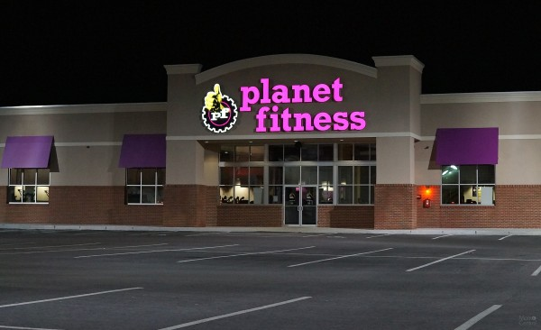 Make 2015 THE Year with Planet Fitness