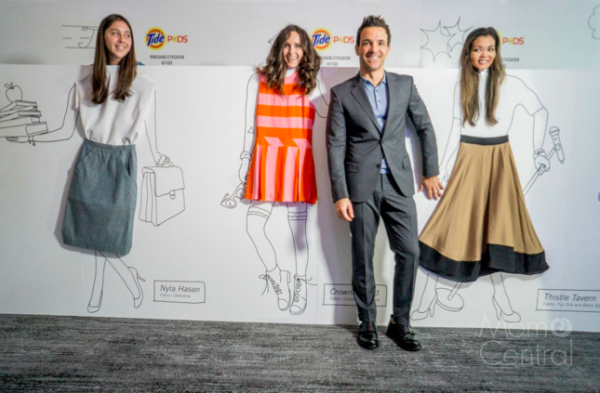 P&G Explores The Science Behind Loving Our Clothes at the Future Fabrics Event