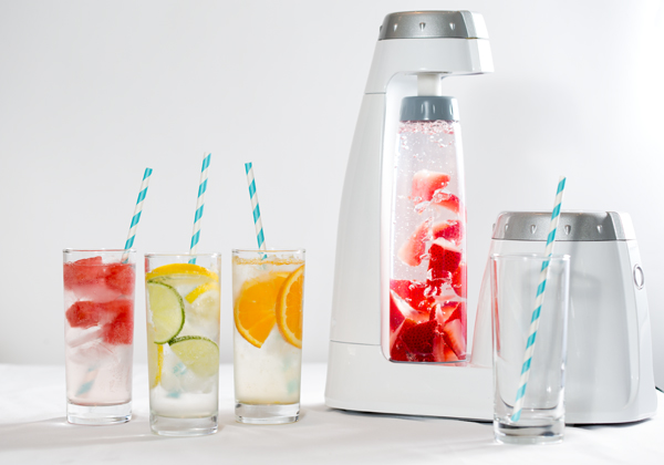 Quench Summertime Thirst with Sparkling Beverages from Bonne O