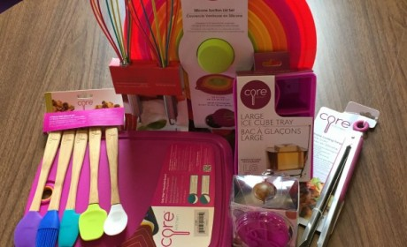 Amp up your Food Preparation with Colorful Tools from Core Kitchen