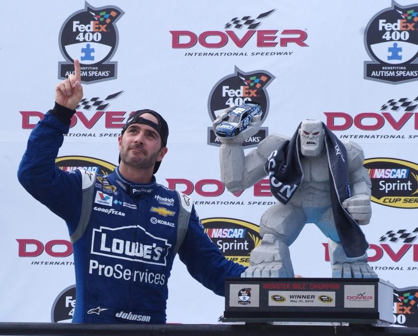 Dover International Speedway #AAA400