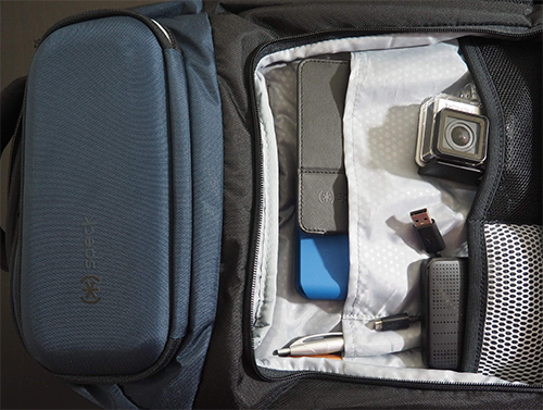 Speck's MightyPack Backpacks Store and Transport Your Technology Safely