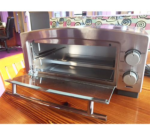 Speedy & Spectacular: Black+Decker P300S 5-Minute Pizza Maker Revolutionizes Pizza at Home