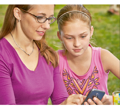 Accu-Chek Keeps You Connected to Your Child with Type 1 Diabetes