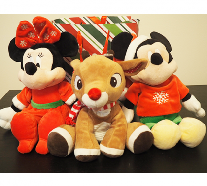 Favorite Holiday Plush Toys from Kids Preferred Will Bring Smiles This Holiday Season