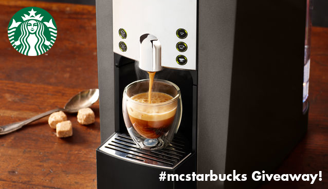 Brewing the Perfect Cup of Coffee with Starbucks Verismo – Plus – A Giveaway! #mcstarbucks