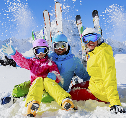 A Family Adventure Awaits at Camelback Resort in The Poconos