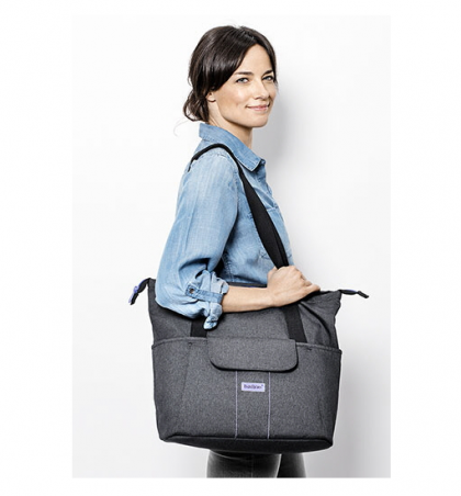 Efficient and Organized with BABYBJÖRN Diaper Bags