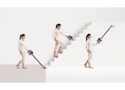 Make Spring Cleaning a Breeze with the Dyson V6 Animal Cordless Vacuum