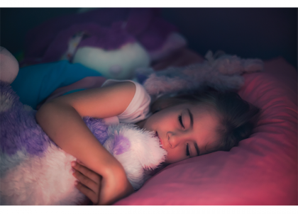The Lully Sleep Guardian – Proven Solution for Night Terrors