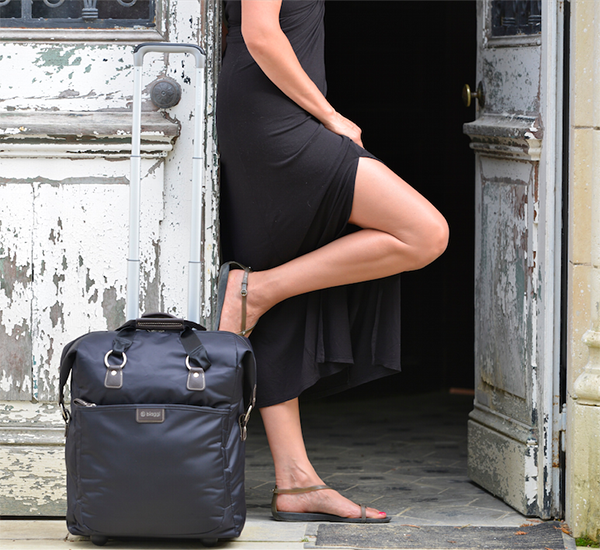 Challenged for Storage Space? Biaggi Luggage Answers the Call