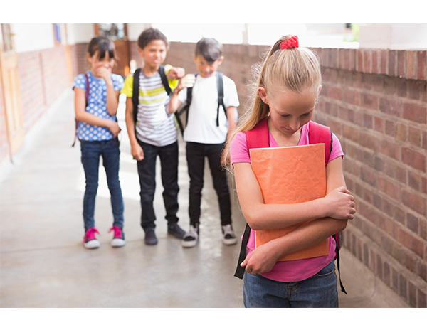 Teaching Kids to Handle Conflict & Bullying