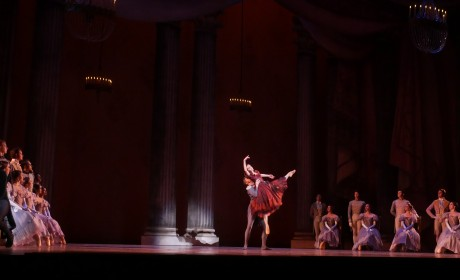 A Night At Boston Ballet Featuring Onegin