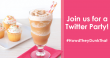 Join us for the Dunkin' Donuts #HowdTheyDunkThat Twitter Party!