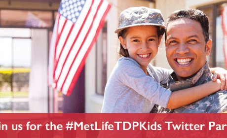 #MetLifeTDPKids Twitter Party Blog Post