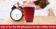Join us for the #TheSleepDoctorTips Twitter Party