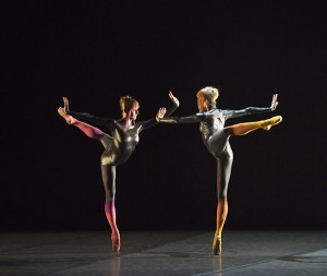 Photo by Gene Schiavone, courtesy Boston Ballet