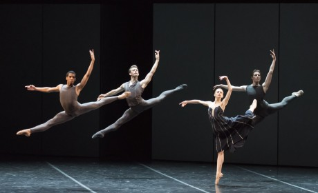 Boston Ballet's Mirrors