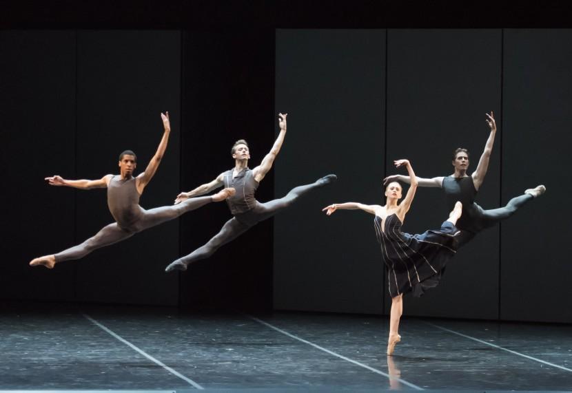 Boston Ballet's Mirrors