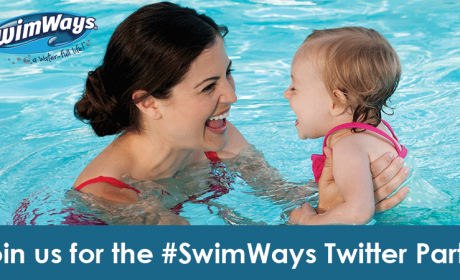 Join Us for the #SwimWays Twitter Party!