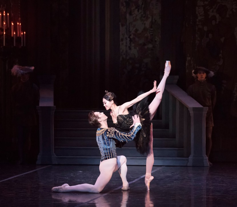 Strength and Grace in Mikko Nissinen's Swan Lake at the Boston Ballet
