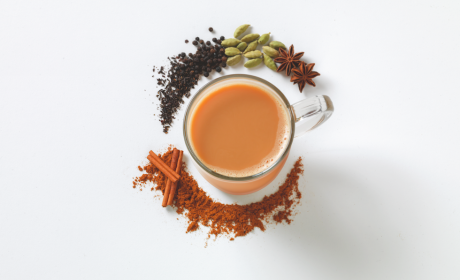 "Carve Out Some ""Me"" Time with a Brewed-at-Home Chai Latte"
