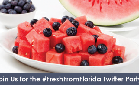 Join Us For the #FreshFromFlorida Twitter Party!