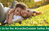 Join us for the TruGreen #LiveLifeOutside Twitter Party