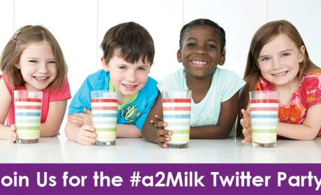 Join Us For the #a2Milk Twitter Party!