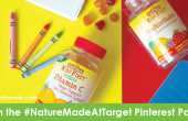 Join Us for the #NatureMadeAtTarget Pinterest Party!