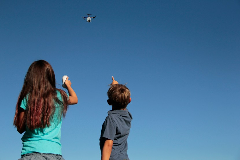PowerEgg Makes Drone Experience Attainable for the Whole Family