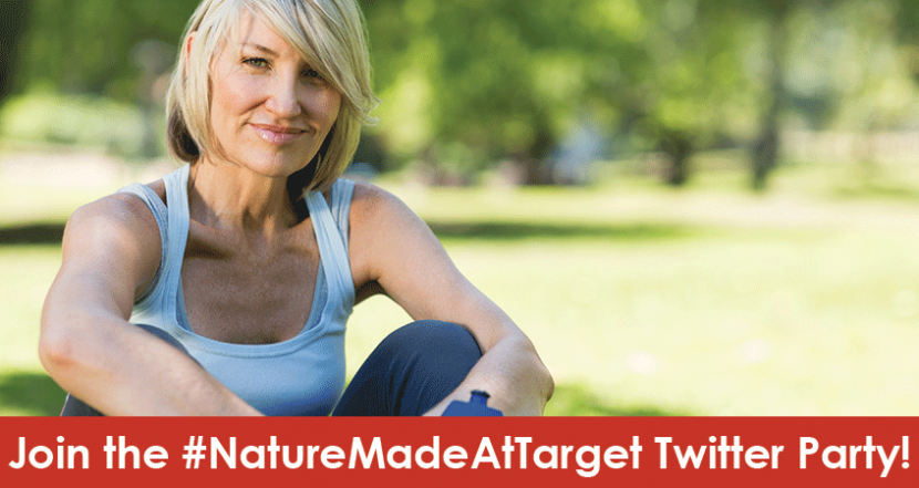 Join Us for the #NatureMadeAtTarget Twitter Party!