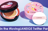Join us for the LANEIGE #LovingLANEIGE Twitter Party!