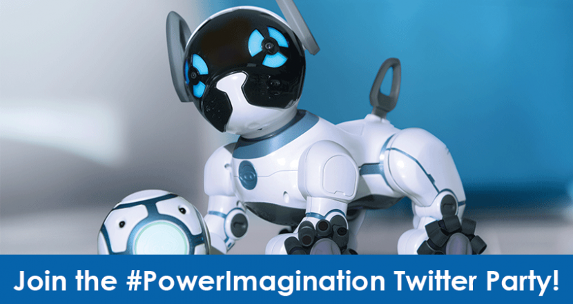 Join Us For The #PowerImagination Twitter Party