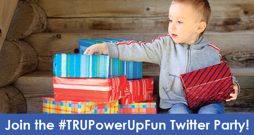 #TRUPowerUpFun Twitter Party!