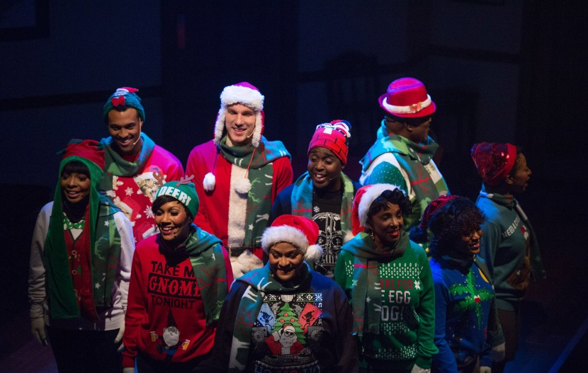 Discover THE FIRST NOEL at the New York's Apollo Theater