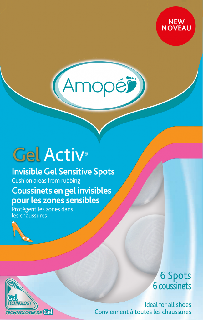 AMOPE Invisible Gel Spots Insert