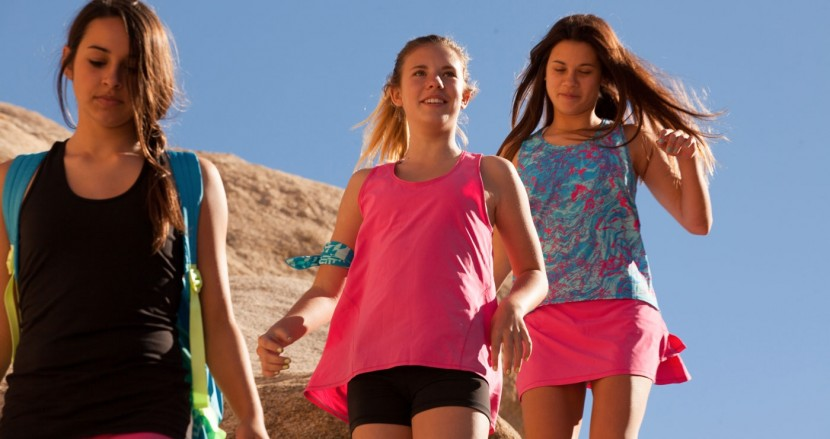 Ivivva: Technical, Beautiful Workout Clothes for Girls