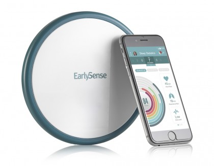 Seamlessly Monitoring Sleep with EarlySense LIVE