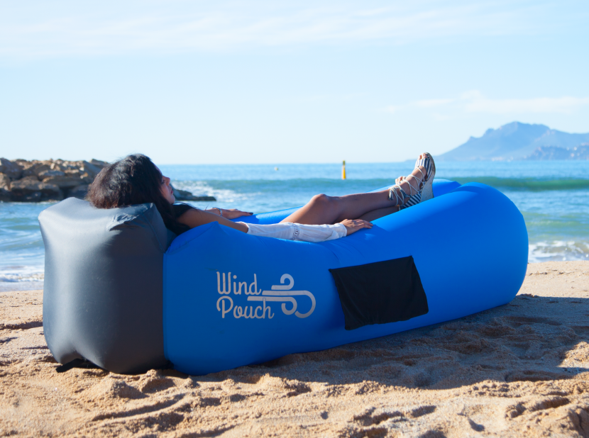 Comfort & Convenience Anywhere, Anytime with WindPouch