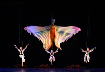 MOMIX brings the spirit of the Southwest to NYC