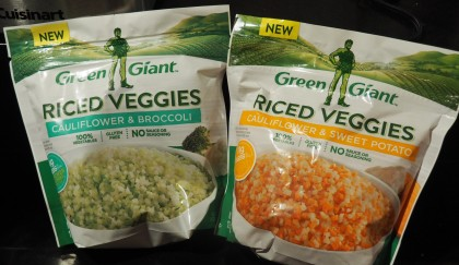 Green Giant Riced Veggies Bring Healthy Flavors to the Dinner Table