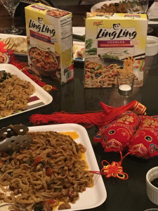 Ling Ling Noodles